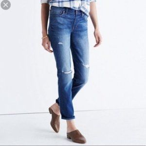 The Slim Boyfriend Jeans Madewell